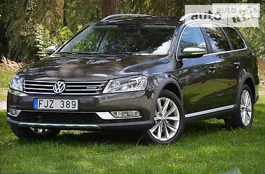 Volkswagen Passat B7 Alltrack-Webasto 2013