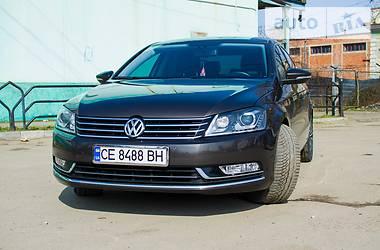 Volkswagen Passat 2013 року