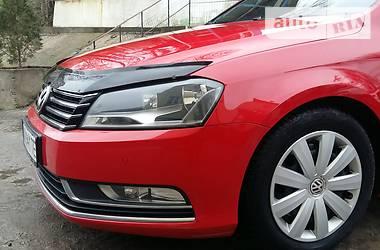 Volkswagen Passat B7  2011