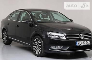 Volkswagen Passat B7 HIGHLINE 2012