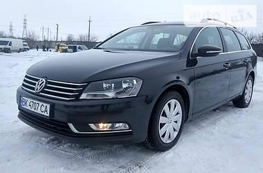 Volkswagen Passat B7 103kBт 2013