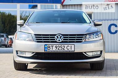 Volkswagen Passat B7 SEL 2013