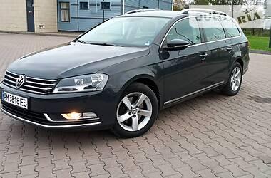 Volkswagen Passat B7 Ecofuel GAS 2011