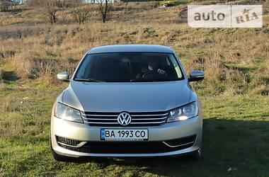Volkswagen Passat B7 1.8 TSI 2014