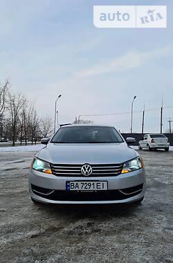 Volkswagen Passat B7 SE 2014