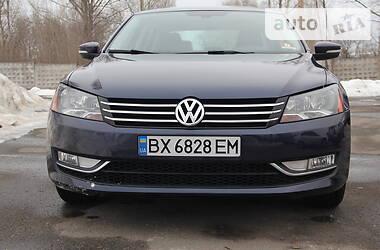 Volkswagen Passat B7 SEL 2012
