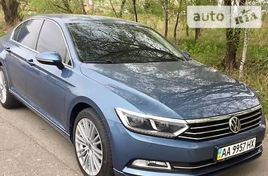 Volkswagen Passat B8 HIGHLINE BLUE MOTION 2015