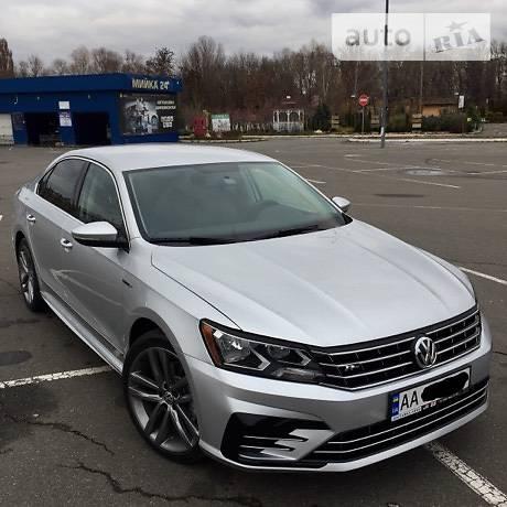 Volkswagen Passat 2016 года