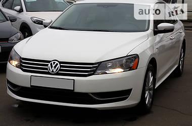 Volkswagen Passat B8 1.8 2014