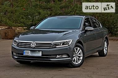 Volkswagen Passat B8 LED+NAVI 2015