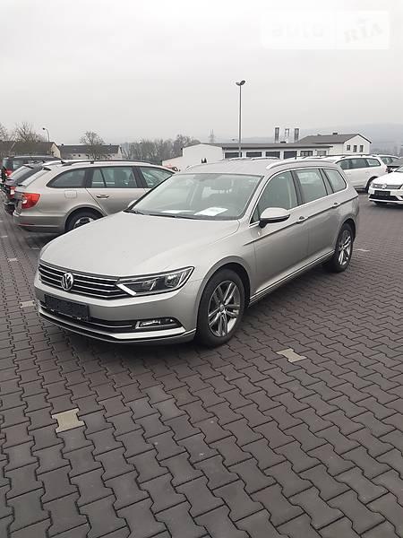 Volkswagen Passat 2015 року