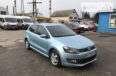 Volkswagen Polo 1.2 tdi Bluemotion 2011