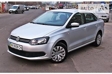 Volkswagen Polo 1.6 АТ 2011