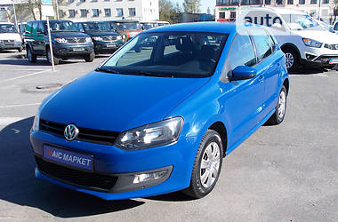 Volkswagen Polo 1.4 MPI 2012
