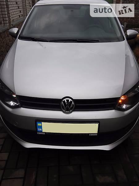 Volkswagen Polo 2012 года