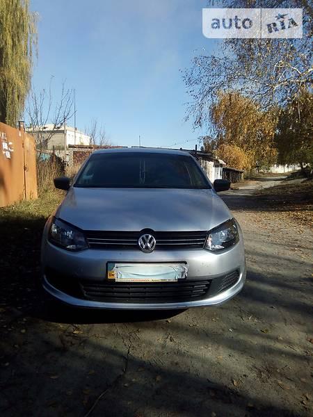 Volkswagen Polo 2012 року