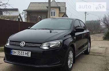 Volkswagen Polo 1.6I 2013