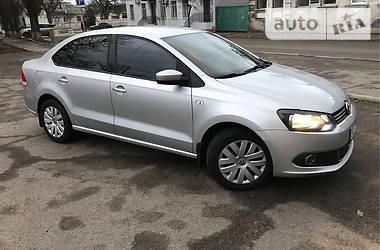 Volkswagen Polo 107л.с 2011