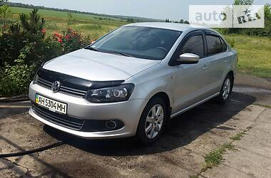 Volkswagen Polo Highline 2011