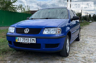 Volkswagen Polo 6n2 2001