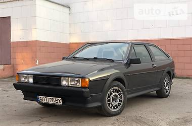 Volkswagen Scirocco GTX 1987