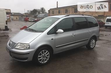 Volkswagen Sharan United 2009