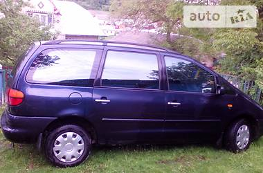 Volkswagen Sharan 2.0 I 1996