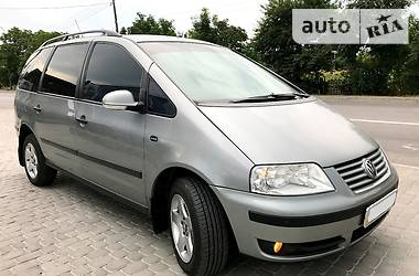 Volkswagen Sharan 1.9 TDI 2004