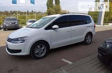 Volkswagen Sharan 2012