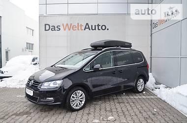 Volkswagen Sharan  2017