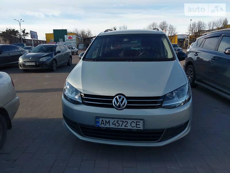Универсал Volkswagen Sharan
