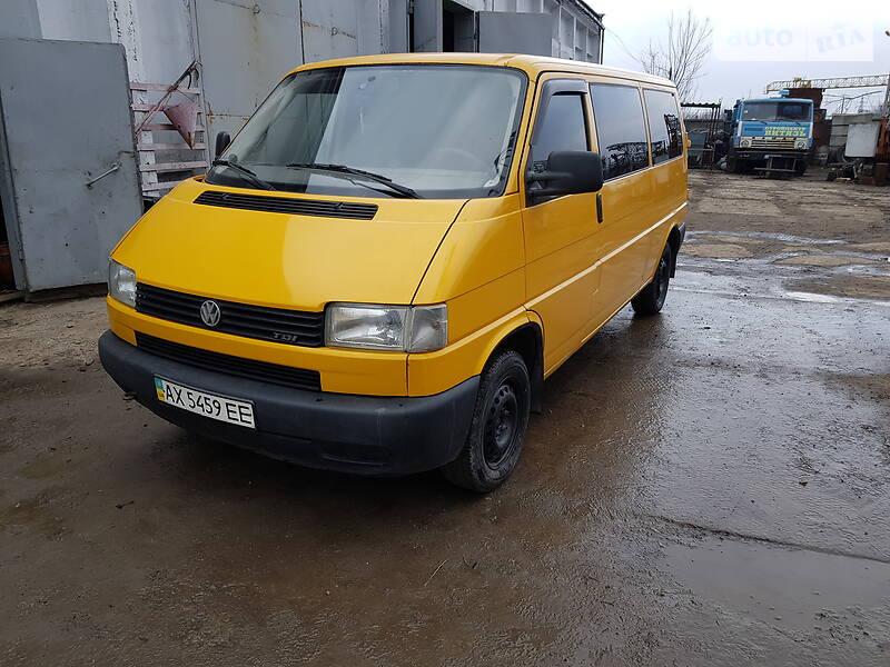 Volkswagen T1 (Transporter) пасс.