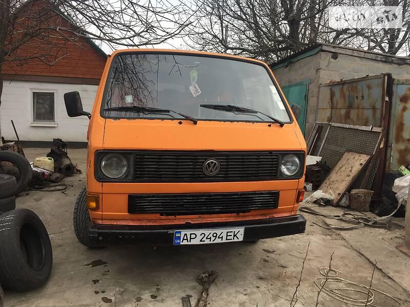 Volkswagen T2 (Transporter) груз.