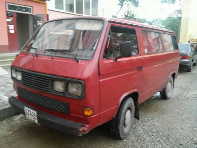 Volkswagen T2 (Transporter) пасс.