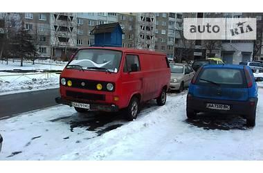 Volkswagen T2 (Transporter)  1986