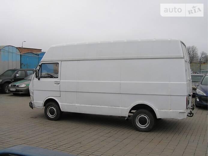 Volkswagen T3 (Transporter) груз.