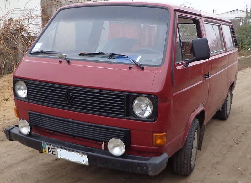 Volkswagen T3 (Transporter) пасс.
