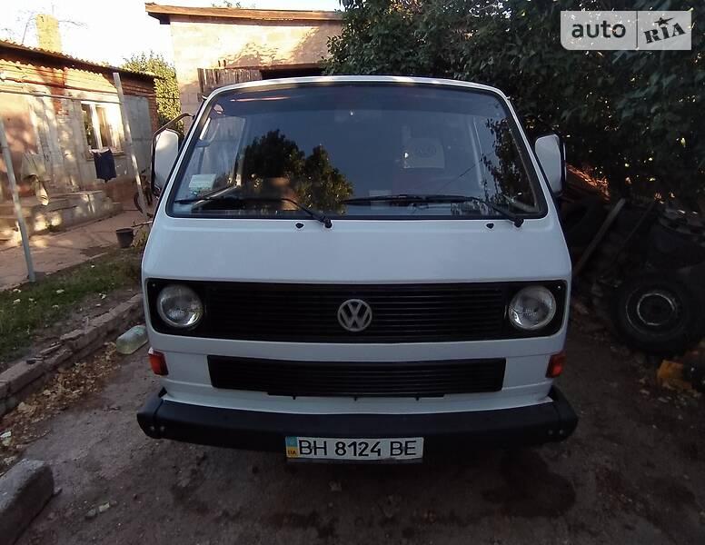 Универсал Volkswagen T3 (Transporter) пасс.