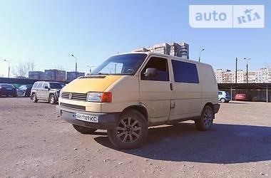 Volkswagen T4 (Transporter) груз-пасс.  1995