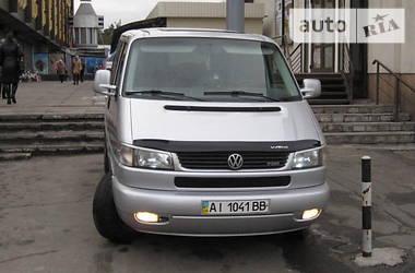 Volkswagen T4 (Transporter) груз 2002