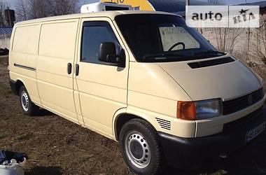 Volkswagen T4 (Transporter) груз LONG 2003