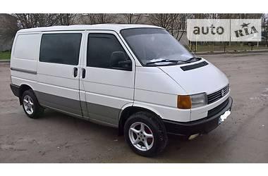 Volkswagen T4 (Transporter) груз  1992