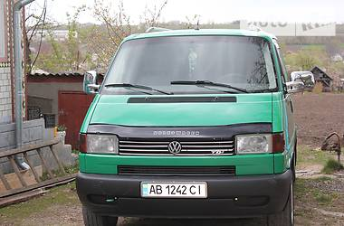Volkswagen T4 (Transporter) груз 2.5 2002
