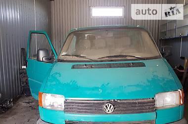 Volkswagen T4 (Transporter) груз  1996