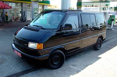 Volkswagen T4 (Transporter) груз  1998