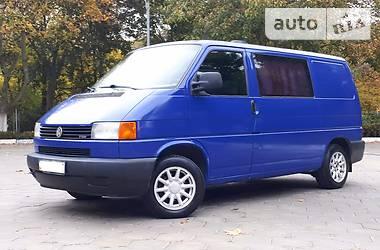 Volkswagen T4 (Transporter) груз  2003
