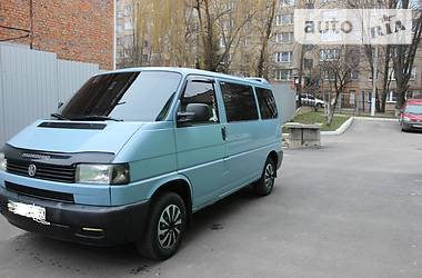 Volkswagen T4 (Transporter) груз  2000