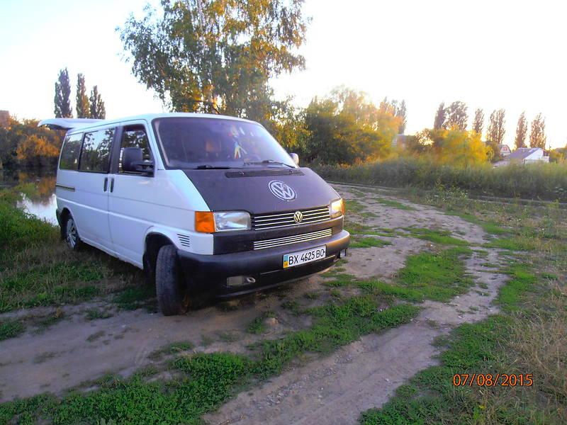 Volkswagen Transporter 1998 года