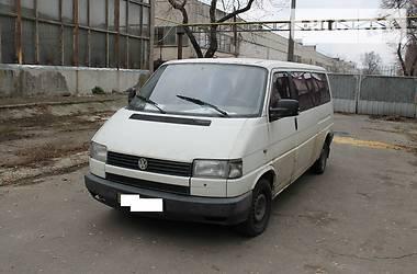 Volkswagen T4 (Transporter) пасс. 2.4D 1994