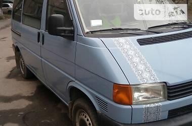 Volkswagen T4 (Transporter) пасс. пас 6+1 1998